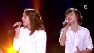 [KIDS UNITED] on écrit sur les murs FRANCE 2