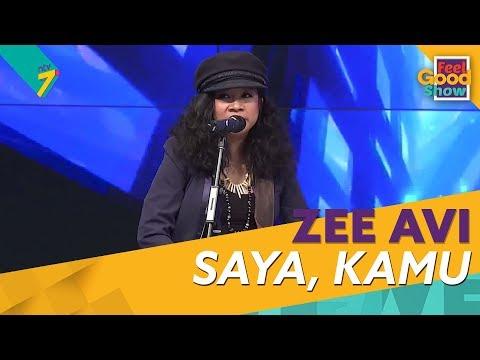 Saya, Kamu - Zee Avi | Feel Good Show 2018