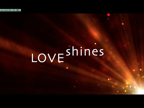 Love Shines w/ Lyrics (Austin Stone)