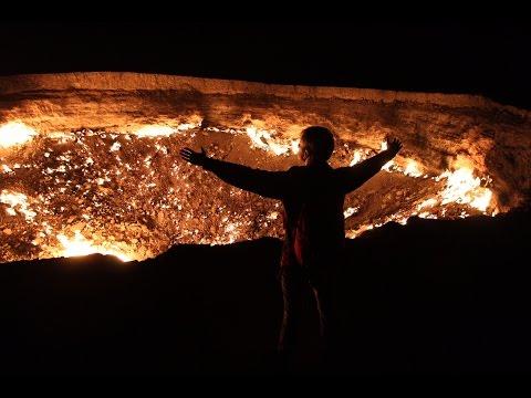 ►  Door To Hell - Derwaza Turkmenistan