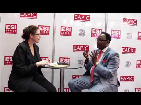 Albert Butare, Chief Executive Officer, Africa Energy Services Group, Rwanda