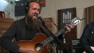 Watch Iron  Wine He Lays In The Reins video