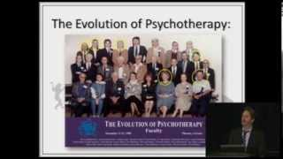 Scott Miller, PhD - The Evolution of Psychotherapy: An Oxymoron