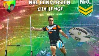 NRL Conversion Challenge   with DanTFT & Pierce