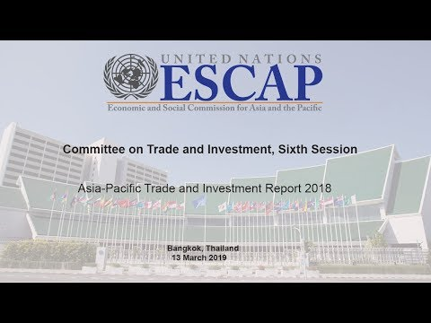 CTI 6 :  Asia-Pacific Trade and Investment Report 2018
