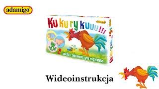 Jak grać? | Kukurykuu - wydawnictwo Adamigo | Wideoinstrukcja