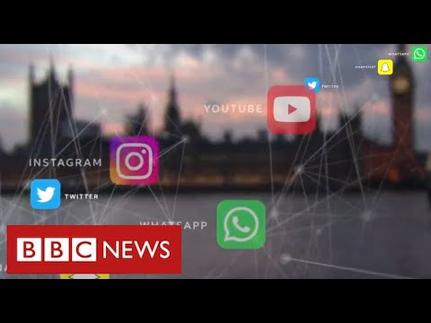 Social media companies face huge fines for failing to remove illegal content - BBC News