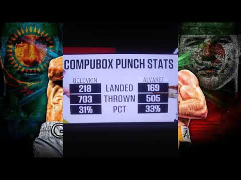 GGG OUT PUNCHES CANELO NUMBERS DONT LIE (CANELO VS GGG)
