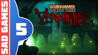 Let's Play: Warhammer: End Times: Vermintide - Part 5 - Sewer Rampage(Watch more Warhammer: End Times - Vermintide: https://www.youtube.com/playlist?list=PLVVCico1W80lAia-0HrJFrECdTok5aKLT Store Page: ..., 2015-11-05T16:00:01.000Z)