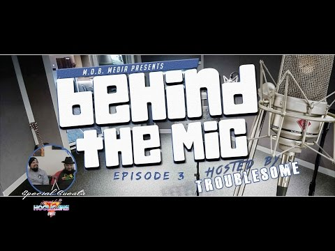 Behind The Mic Episode 3 -  Hooligan's Qwest