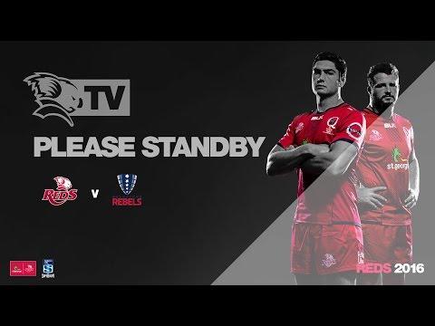 LIVE post-match press conference - St.George Queensland Reds v Rebels