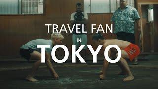 Travel Fan in Japan   Ep 2: Respect in Tokyo