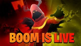 Late Night Chill | Fortnite India Live | Code BoomHeadshot1G