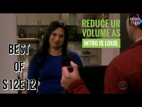 The Big Bang theory s12e12 best and funniest moments