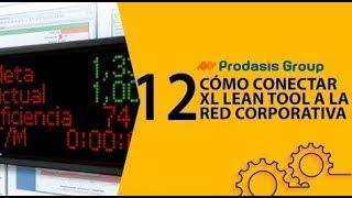 Cómo meter a la red corporativa a XL Lean Tool