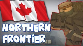 Funny moments in The Canadian Simulator part 3| Roblox Northern Frontier