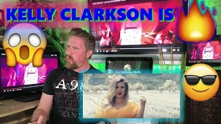 Kelly Clarkson - Love So Soft [Official Video] REACTION VIDEO!!!!