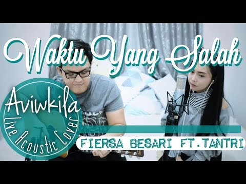Fiersa Besari - Waktu Yang Salah (Live Acoustic Cover By Aviwkila)