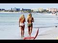Treasure Island Beach St Petersburg Florida USA October 2016