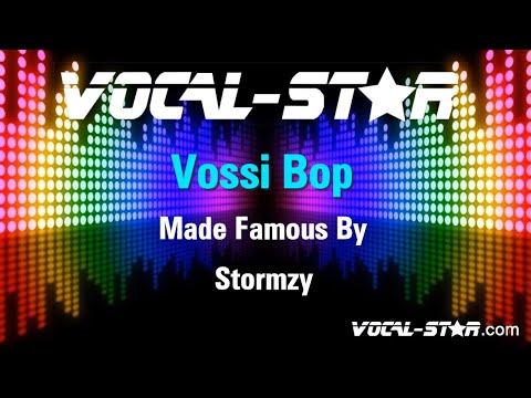 Stormzy  - Vossi Bop (Karaoke Version) with Lyrics HD Vocal-Star Karaoke