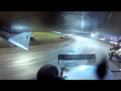 Tyler Thomas 67 speedway ASCS Heat