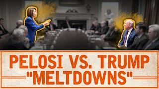 BILL O'REILLY: NANCY PELOSI VS DONALD TRUMP: Who had the alleged 'meltdown' over Turkey, Syria?
