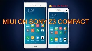 Rom z3 compact