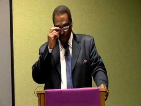 THE APOSTLE ROD SPEAKS ON BLACK HISTORY, EDUCATION AND BLINDNESS