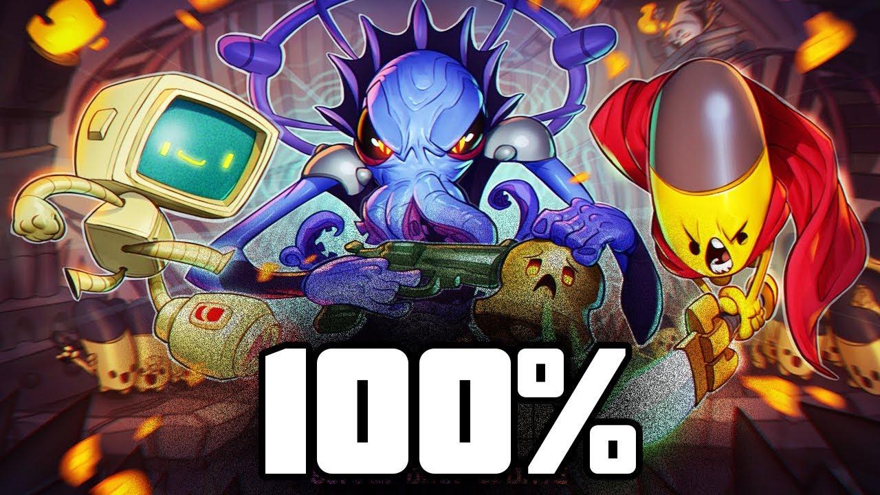 100% GUNGEON, BEST ITEM - Enter the Gungeon