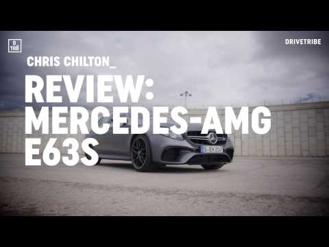 REVIEW: Mercedes-AMG E63S, the 604bhp super-saloon