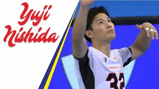 Young Opposite Future Japan - YUJI NISHIDA (Point Machine) | VNL 2018 (request)