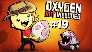 Using the Hydrogen! - Ep. 19 - Oxygen Not Included Ranching Upgrade -ONI Gameplay