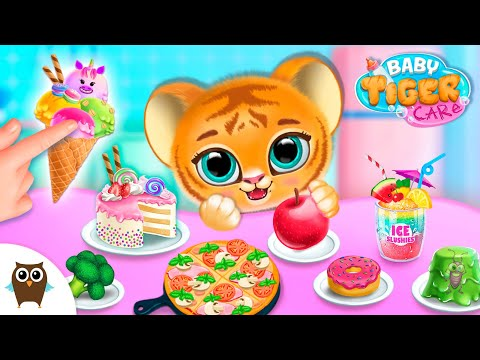 Baby Tiger Care - My Cute Virtual Pet Friend 홍보영상 :: 게볼루션