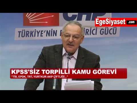 Haluk Koç, AK Parti'nin Torpil Listesini Açıkladı