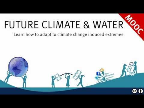 MOOC: Future Climate & Water