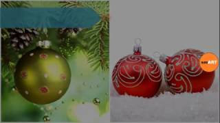 Christmas Tree Ornaments Balls - Christmas Tree Clip Art