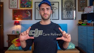 DJI Refresh Care & Assistenza Explained!