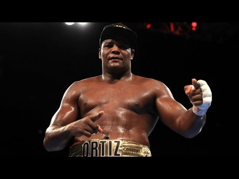 Luis Ortiz Injures Hand Derric Rossy Fight Is Called Off!!