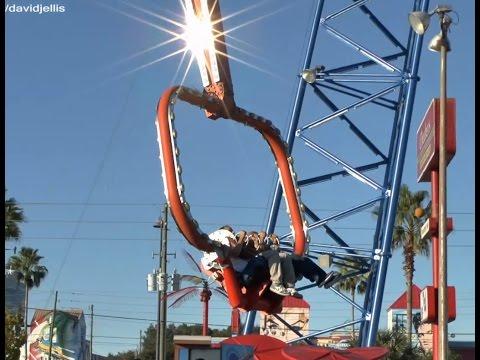 Vomitron (off-ride) - Fun Spot Kissimmee