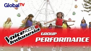 "The Voice Kids Indonesia ""Best Song Ever"" I The Live Rounds I The Voice Kids Indonesia GlobalTV 2016"
