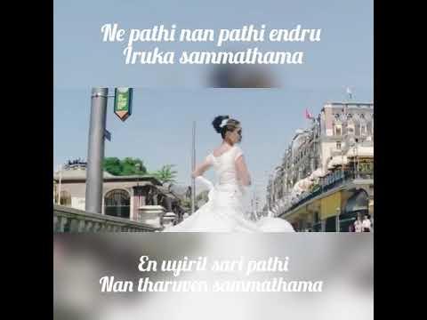 For my love what's app status ennavo ennavo from priyamanavale