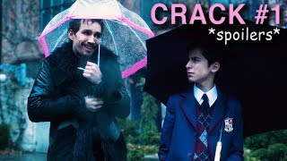 UMBRELLA ACADEMY CRACK #1