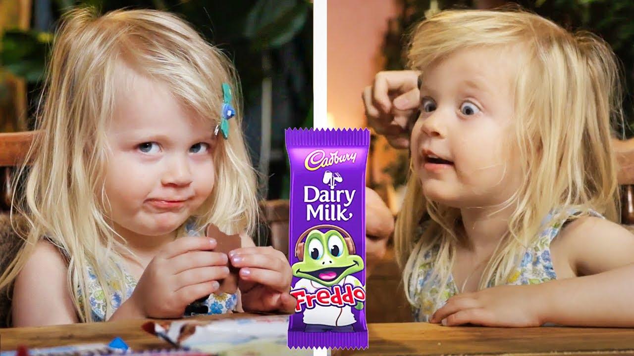 British 3-Year-Old Chocolate TIER LIST?!
