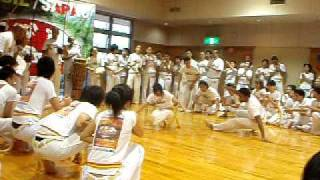 BATIZADO ABADA CAPOEIRA ( KANAGAWA) 5