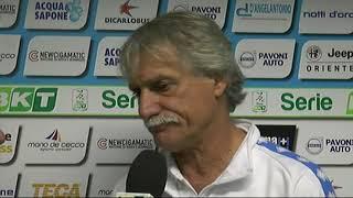 Pescara - Cittadella 0-1: Giuseppe Pillon