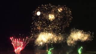 Pyronale 2013 -  JoHo Pyro - Finland - Fireworks - Feuerwerk - Fyrverkerier