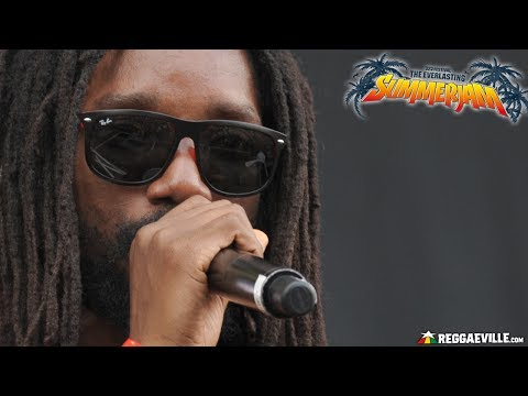 Kabaka Pyramid - Can't Breathe in Cologne, Germany @ SummerJam 2017