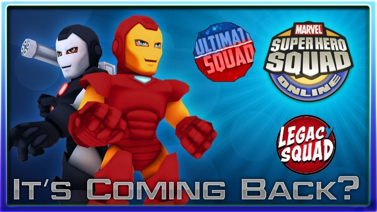 Attention All Marvel SHSO Fans: Legacy/Ultimate Squad Is Coming