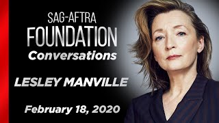 Conversations with Lesley Manville