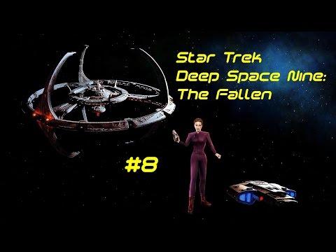 Zagrajmy w Star Trek Deep Space Nine: The Fallen Odc.8 - Kira Nerys